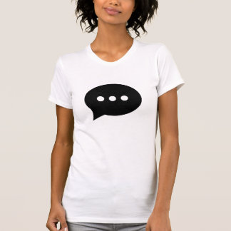 Chit-Chat Pictogram T-Shirt