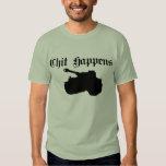 Chit Happens - Tiger I T-shirt
