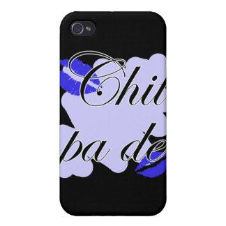 Chit pa de - Burmese - I Love You (2) Blue Kisses. iPhone 4 Cover