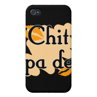 Chit pa de - Burmese - I Love You (3) Orange Kisse Cover For iPhone 4