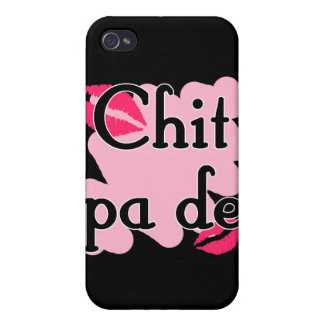 Chit pa de - Burmese - I Love You (3) Pink Kisses. Cases For iPhone 4