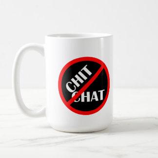 CHITCHAT (No) Mugs