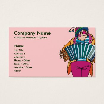 Browse products at zazzle with the theme entertainment business chitchatprint party entertainer business card colourmoves