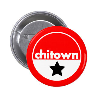 ChiTown Pinback Button