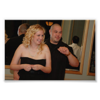 Chitra & Jeffrey: Wedding Photo Print