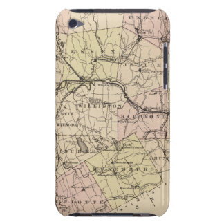 Chittenden County in Vermont Barely There iPod Case