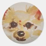 Chiuaua Dog Sticker Sheet