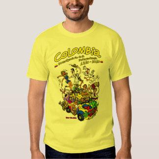 Chiva Colombia Bicentenario T-shirt