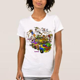 Chiva Colombiana Camisetas