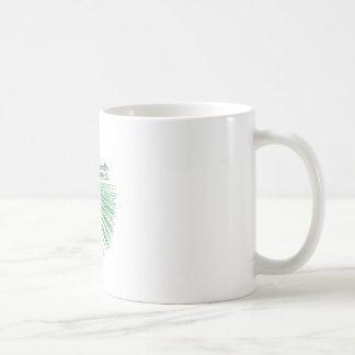 Chives_Organically Grown Classic White Coffee Mug