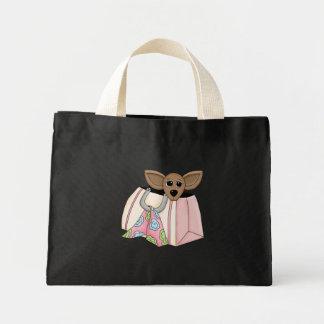 Chiwawa In  A Purse Bag