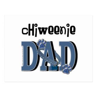 ChiWeenie DAD Postcard