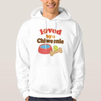 Chiweenie Dog Breed Gift Hoodie