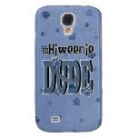 ChiWeenie DUDE Samsung Galaxy S4 Case
