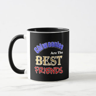 Chiweenies Are The Best Friends Mug