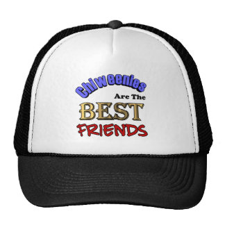 Chiweenies Are The Best Friends Trucker Hat