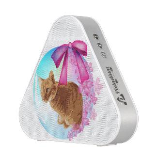 chiyatorasupika cherry tree ribbon bluetooth speaker