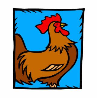 Chizzy Chicken Statuette