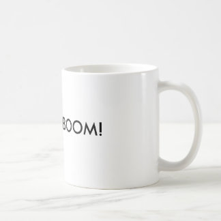 Chk Chk BOOM! Coffee Mug