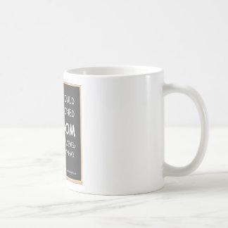 Chkbd-ManyWisdom Coffee Mug