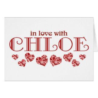 Chloe Card