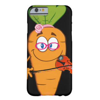 Chloe Carrot with Viola iphone 6 Case