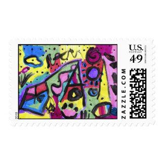 Chloe Klein Postage Stamp