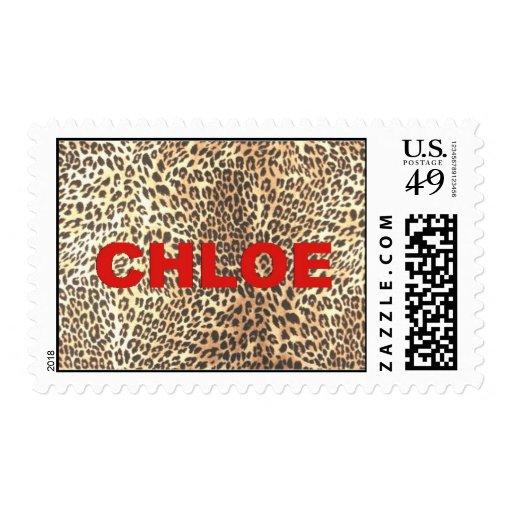CHLOE - Leopardo Franqueo