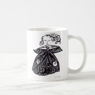 Chloe Classic White Coffee Mug