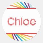 Chloe Stickers