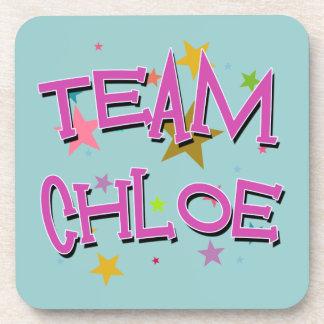 CHLOE Team Chloe Beverage Coaster