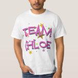 CHLOE Team Chloe Shirts