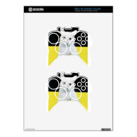 Chloe The Polydactyl Xbox 360 Controller Skins