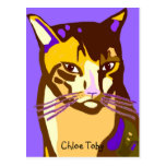 Chloe Toby Postcard