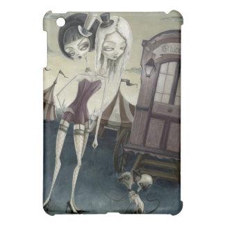 Chloe, Zoe and The Siamese Kittens iPad Mini Cases