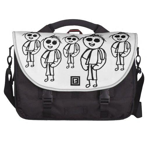 Chloe's Drawings Gift Range Commuter Bag