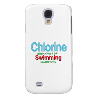Chlorine Breakfast of Swimmers Samsung Galaxy S4 Case