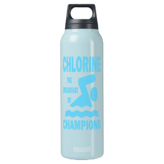 Chlorine Insulated Water Bottle