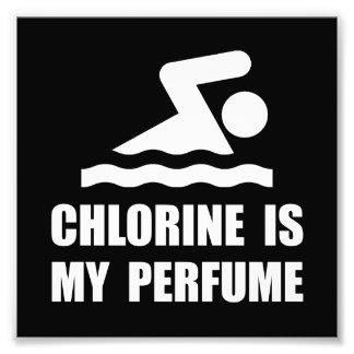 Chlorine Perfume Photo Print