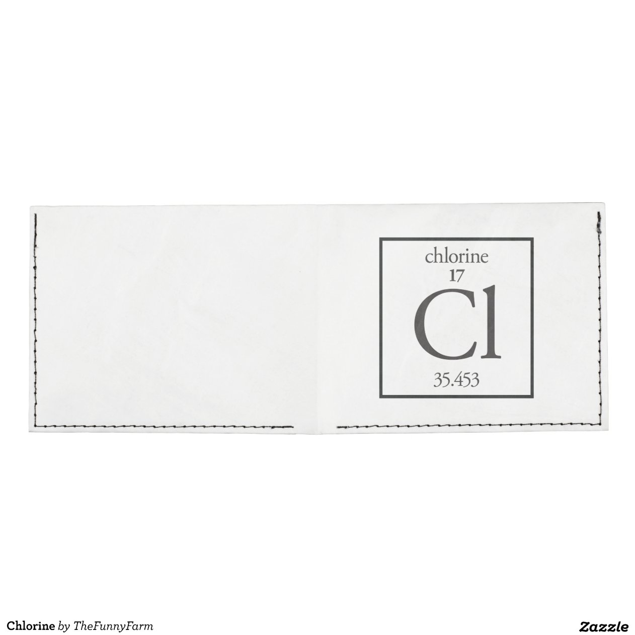 Chlorine symbol periodic table 2018 images pictures chlorine chlorine tyvek billfold chlorine symbol periodic table urtaz Images