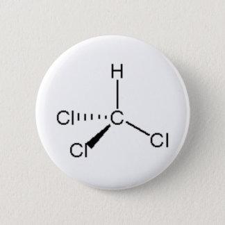 Chloroform Pinback Button