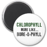 Chlorophyll Bore-o-phyll 2 Inch Round Magnet