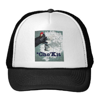 cho kit trucker hat