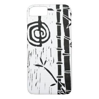 Cho Ku Rei and Bamboo iPhone 7 Case