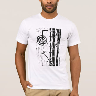 Cho Ku Rei and Bamboo T-Shirt