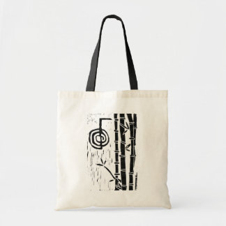 Cho Ku Rei and Bamboo Tote Bag