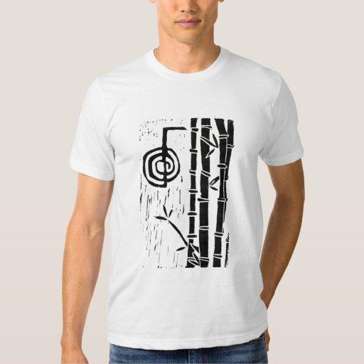Cho Ku Rei And Bamboo Tshirt Zazzle