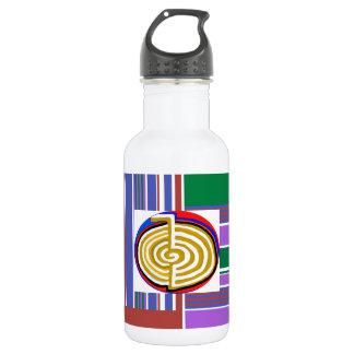 Cho ku rei CHOKUREI Reiki Healing Symbol TEMPLATE 18oz Water Bottle