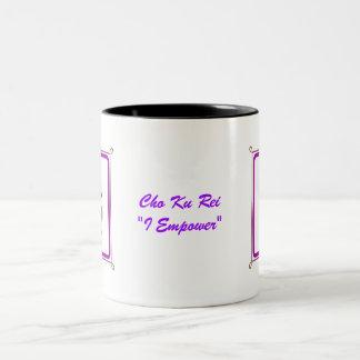 Cho Ku Rei Two-Tone Coffee Mug
