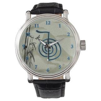 men s rei watches zazzle cho ku rei reiki mountain wristwatches